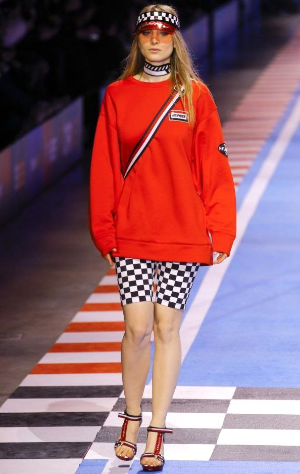 e8d879e8f391    Collection TOMMY HILFIGER Winter 2019 - MILAN