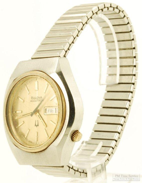 dating bulova accutron watches