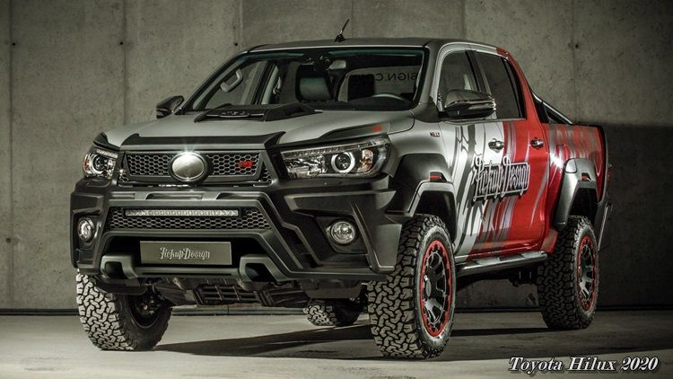Toyota Hilux 2020 Release Date Specs And Price The Toyota Hilux Is Predicted For An Exceptional Pickup With Common Char Toyota Hilux Toyota Toyota Trucks