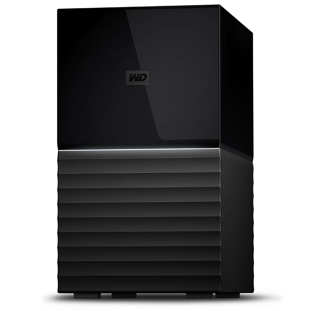 Equipped with two WD Red Hard Disk Drives (HDDs), premium
