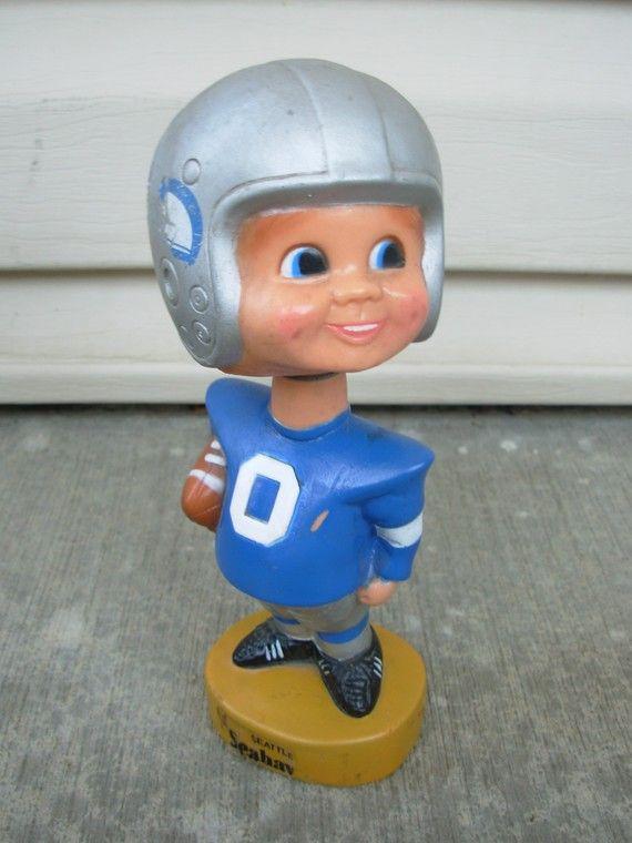 Richard Sherman Super Bowl Bobble Head NFL Seattle Seahawks ...