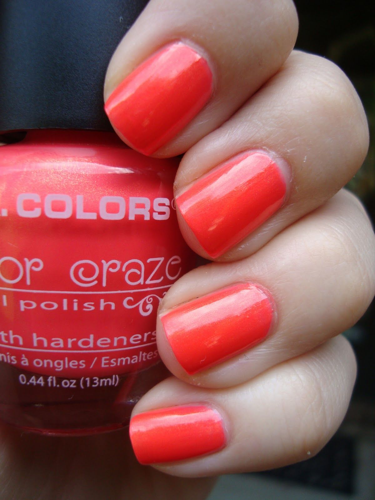 L.A. Colors Color Craze in Magnetic Force. Stepping out to the box ...