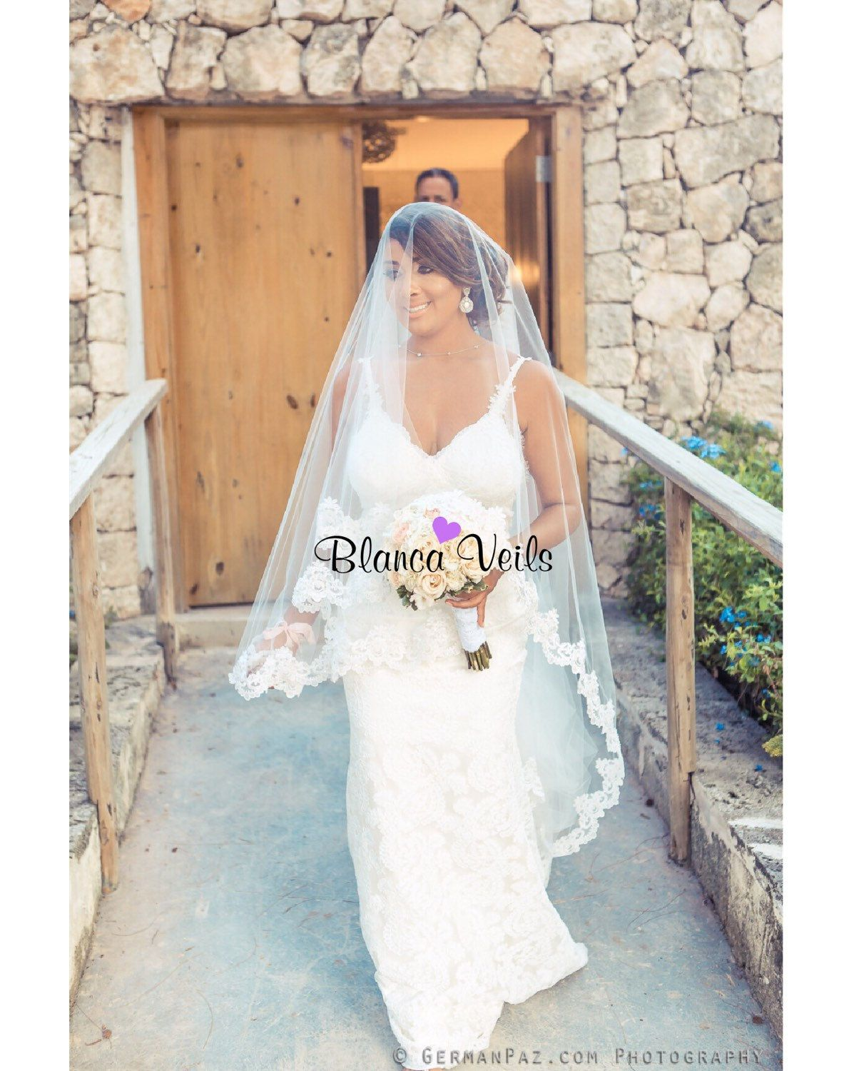 This site will make you a custom wedding veil for cheap!! I LOVE ...