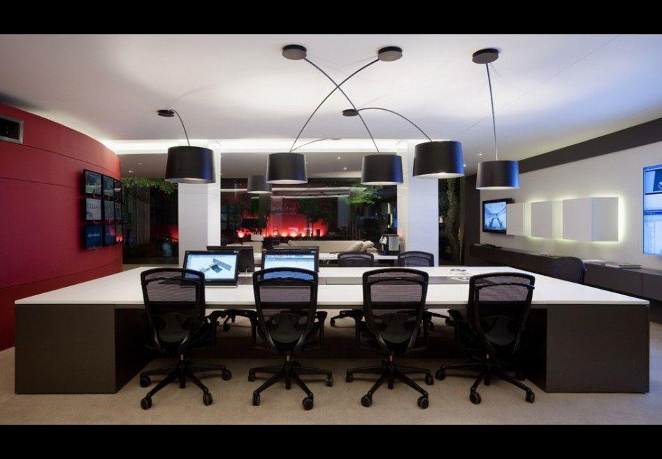Plafoniera Ufficio Design : Twiggy soffitto: la soluzione che illumina una raffinata zona