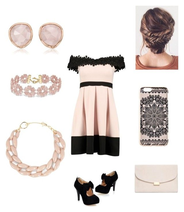"""Untitled #70"" by chloekat5 ❤ liked on Polyvore featuring Mansur Gavriel, New Look, BaubleBar, DIANA BROUSSARD and Monica Vinader"