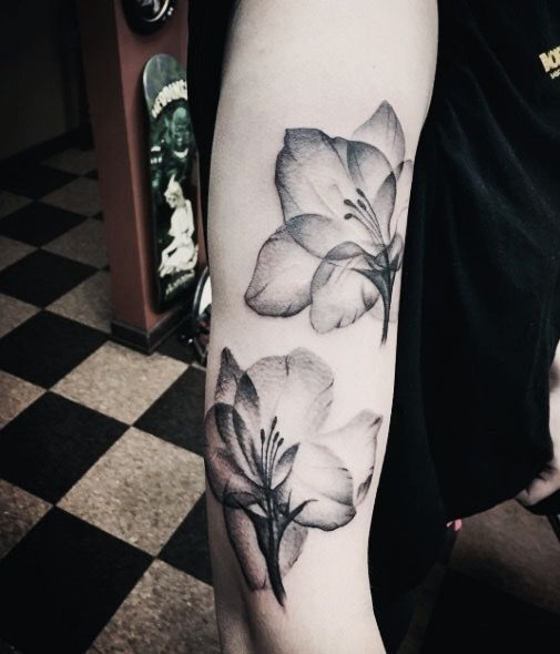 Pin By Brie On Tatoo S Gladiolus Flower Tattoos Gladiolus Tattoo Birth Flower Tattoos