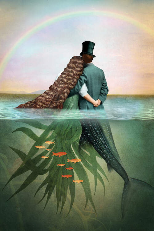 Of Cups Art Print by Catrin Welz-Stein