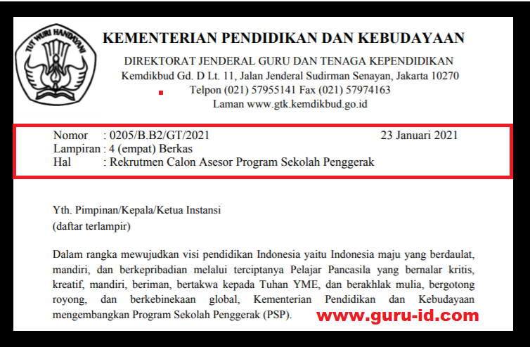 47++ Link pendaftaran p3k guru 2021 cpns 2021