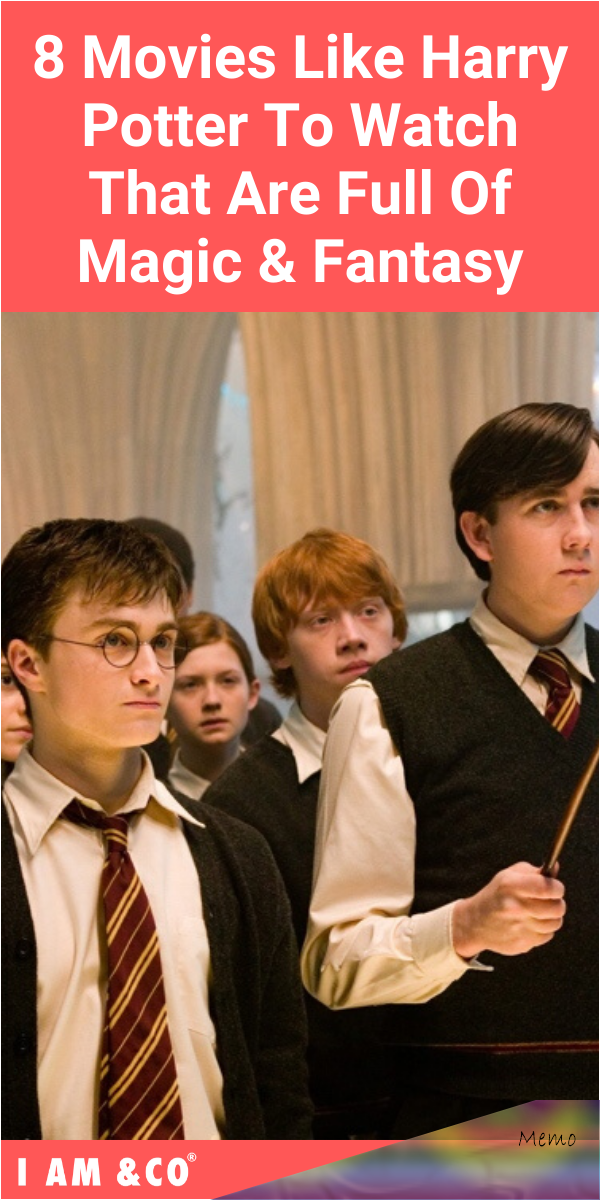 Apr 15 2020 Our List Of Movies Like Harry Potter That Will Calm Your Weary Heart Until Someone Can Convince J K Row In 2020 Movies Movie To Watch List Harry Potter