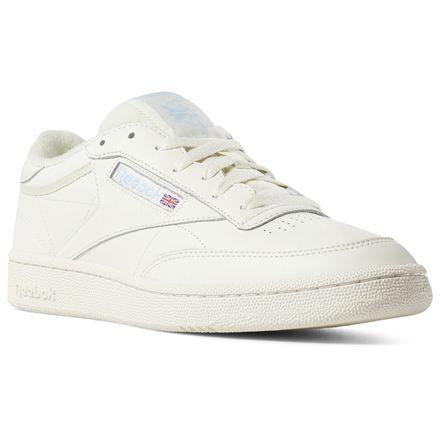 Club C 85 Shoes   White reebok, Classic