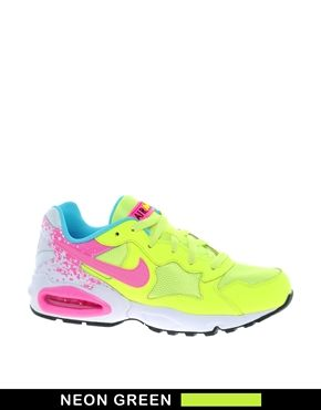cheap for discount 2760d fba81 Nike+Air+Max+Triax+94+Lime+Trainers