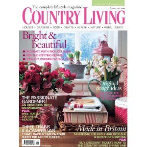 Country Living England Magazine Subscription It Cost Too Much But It Would Be Cool Country Living Uk Country Living Magazine Country Living