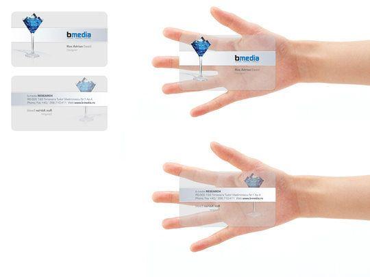 Business Card Design Rusadrianewald