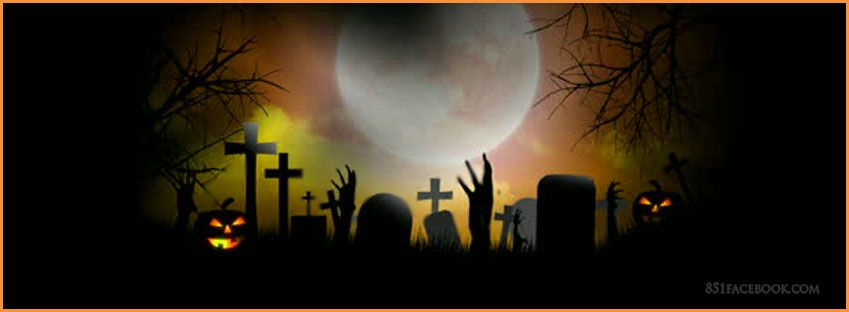 Halloween Facebook Covers | Facebook Timeline Covers | Pinterest