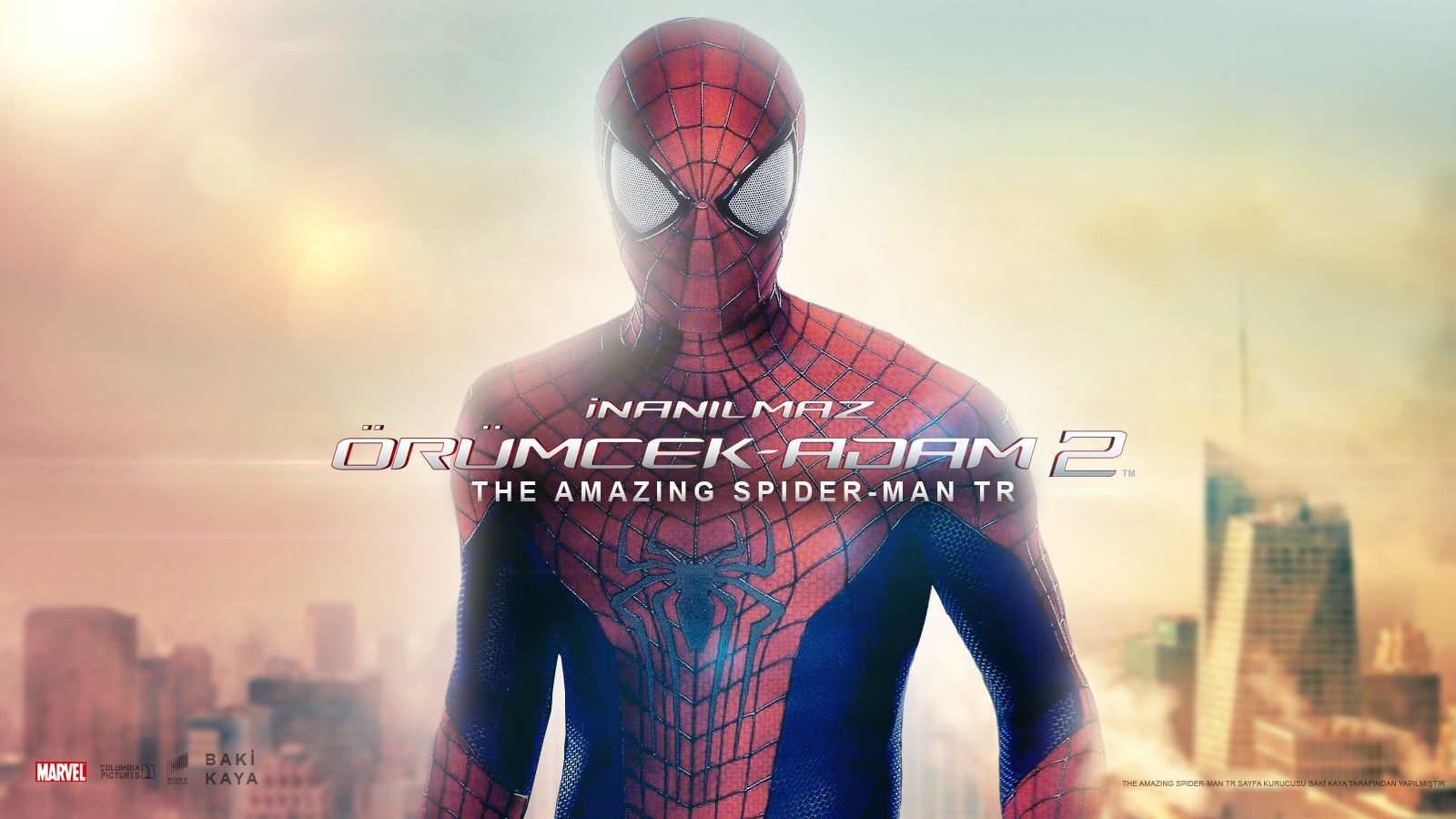 The Amazing SpiderMan Wallpapers HD Facebook Cover Photos 1024x576 Spider Man 2 44