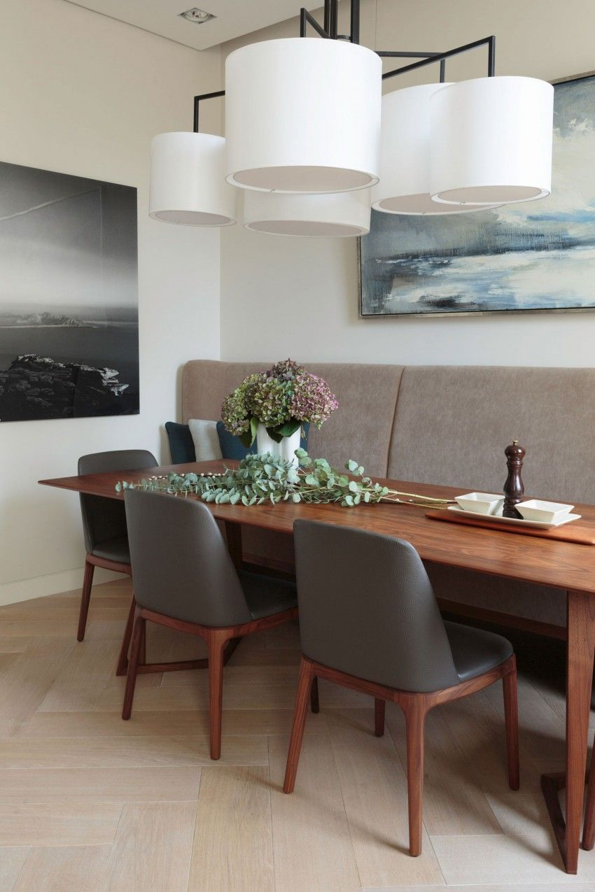 maida vale residencestaffan tollgard design group | banquette