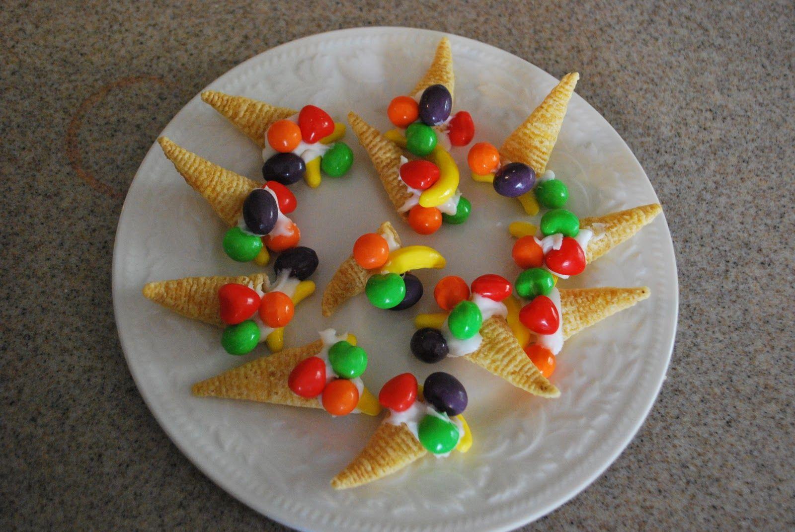 Thanksgiving Edible Craft
