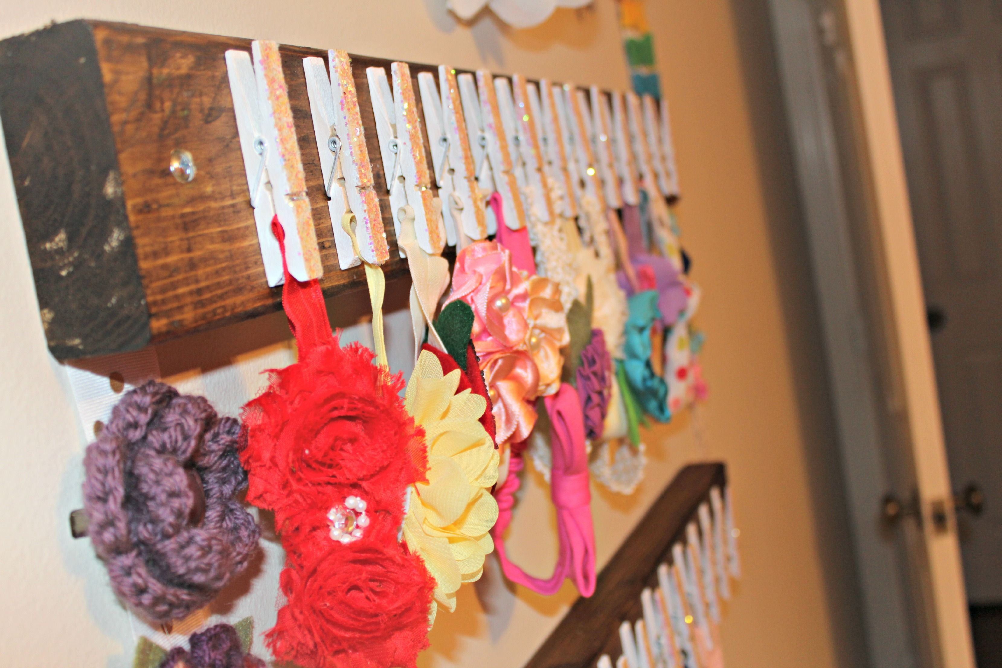 Quick DIY: Headband Organization | With Great Expectation