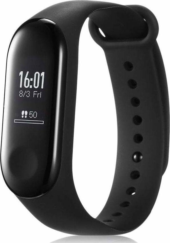 Buy Xiaomi Mi Band 3 Wristband Activity Tracker Black Oled At Bestbuycyprus Com For 59 00 With Free Delivery Wristband Design Smart Band Activity Tracker