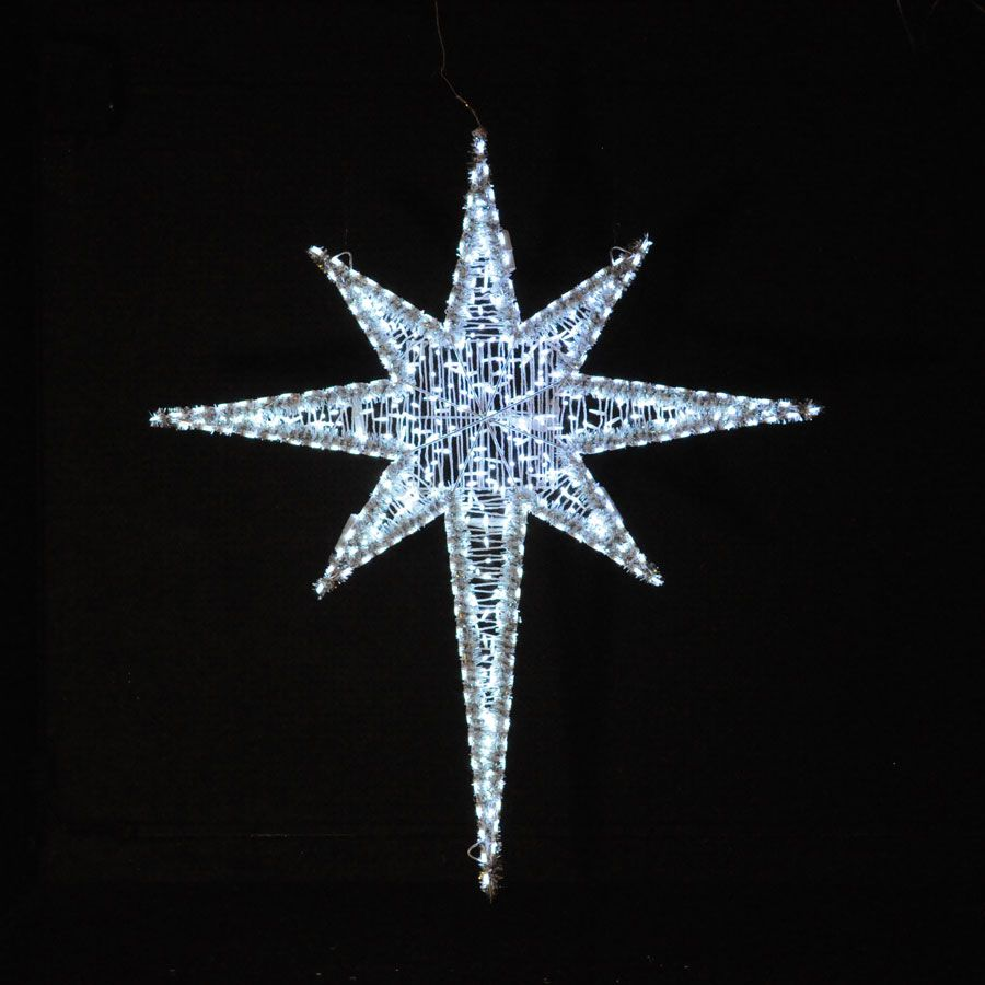 Giant Star Light Display With Images