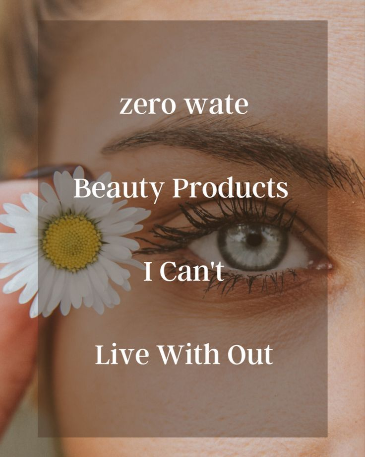 Five zero waste health and beauty musthaves health and