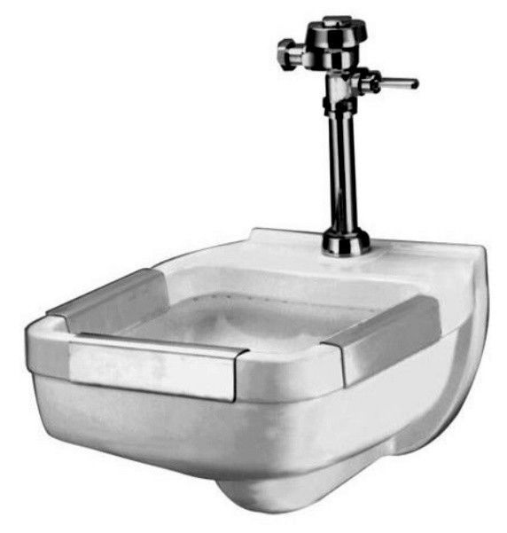Exceptionnel American Standard 9512.999.020 Clinic Wall Mount Service Sink White # AmericanStandard