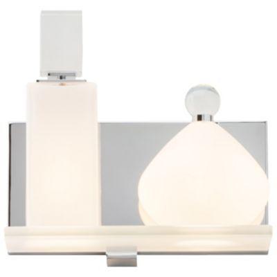 Lola 2 light bath bar by lbl lighting at lumens com