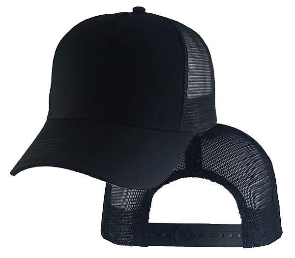 Wholesale Blank Mesh Trucker Baseball Caps Hats | alibaba
