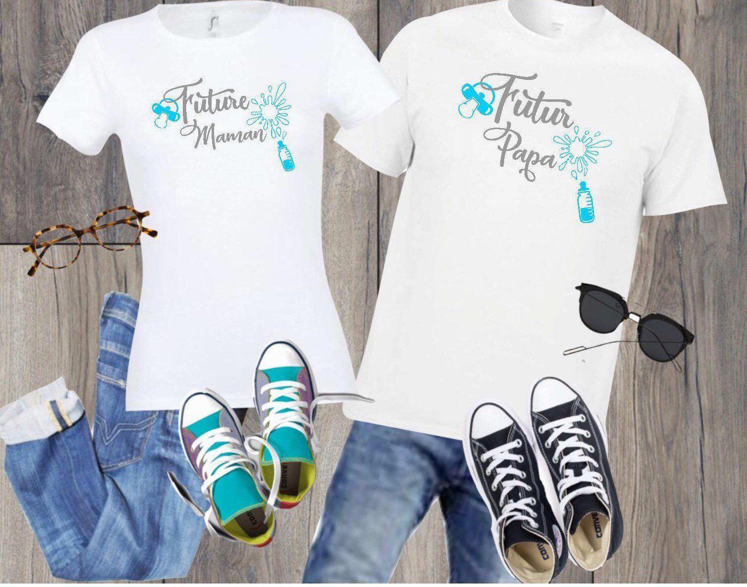 7267886f43a56 tee shirt couple