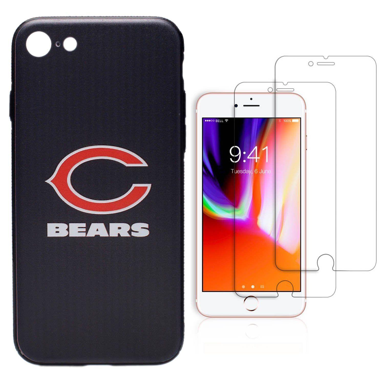 iPhone 8 case iPhone 7 case NFL Phone case TPU PC Dual