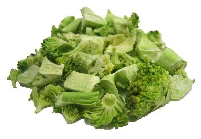 Freeze-Dried Broccoli - 2 ounces