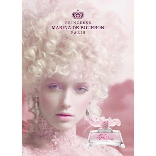 Pink Princesse Eau de Parfum Feminino Marina de Bourbon