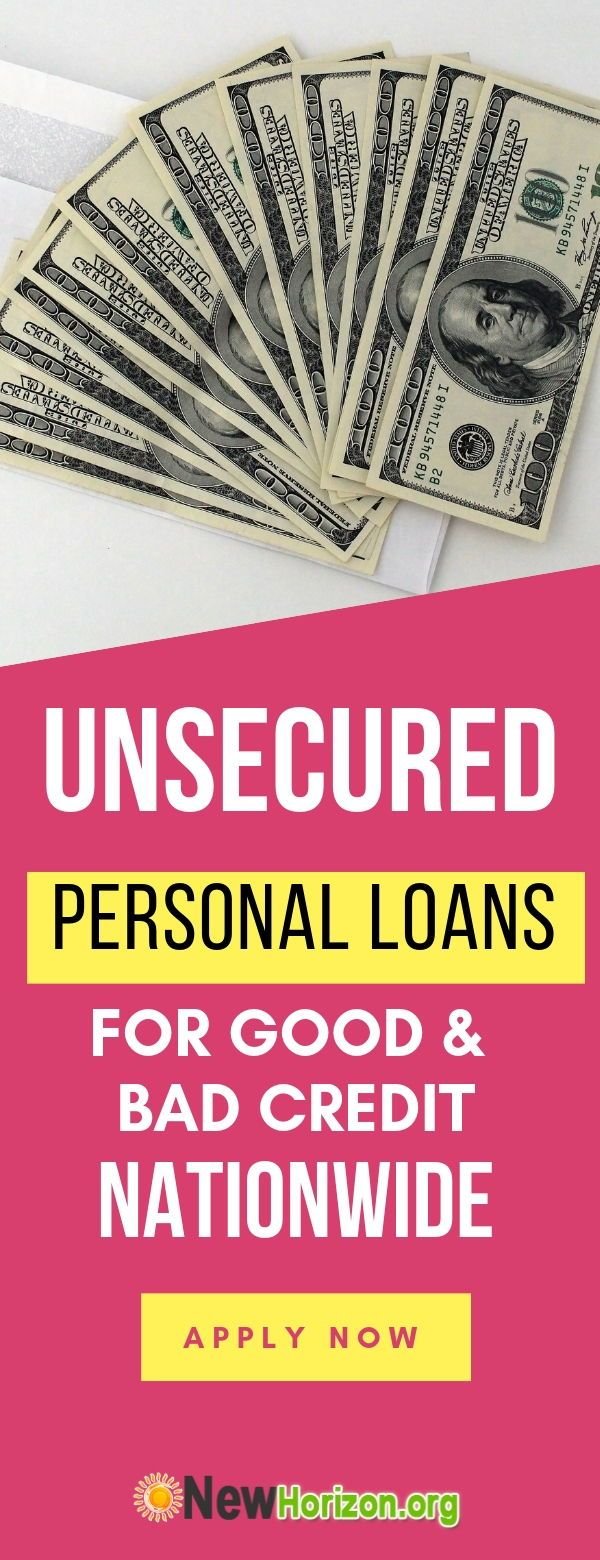 Unsecured Personal Loans For Good And Bad Credit Available Nationwide Personal Loans Bad Credit Personal Loans Bad Credit