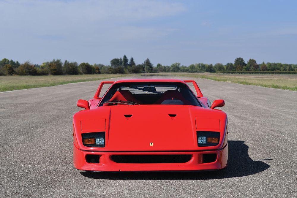 1992 Ferrari F40 Ferrari Ferrari F40 And Cars