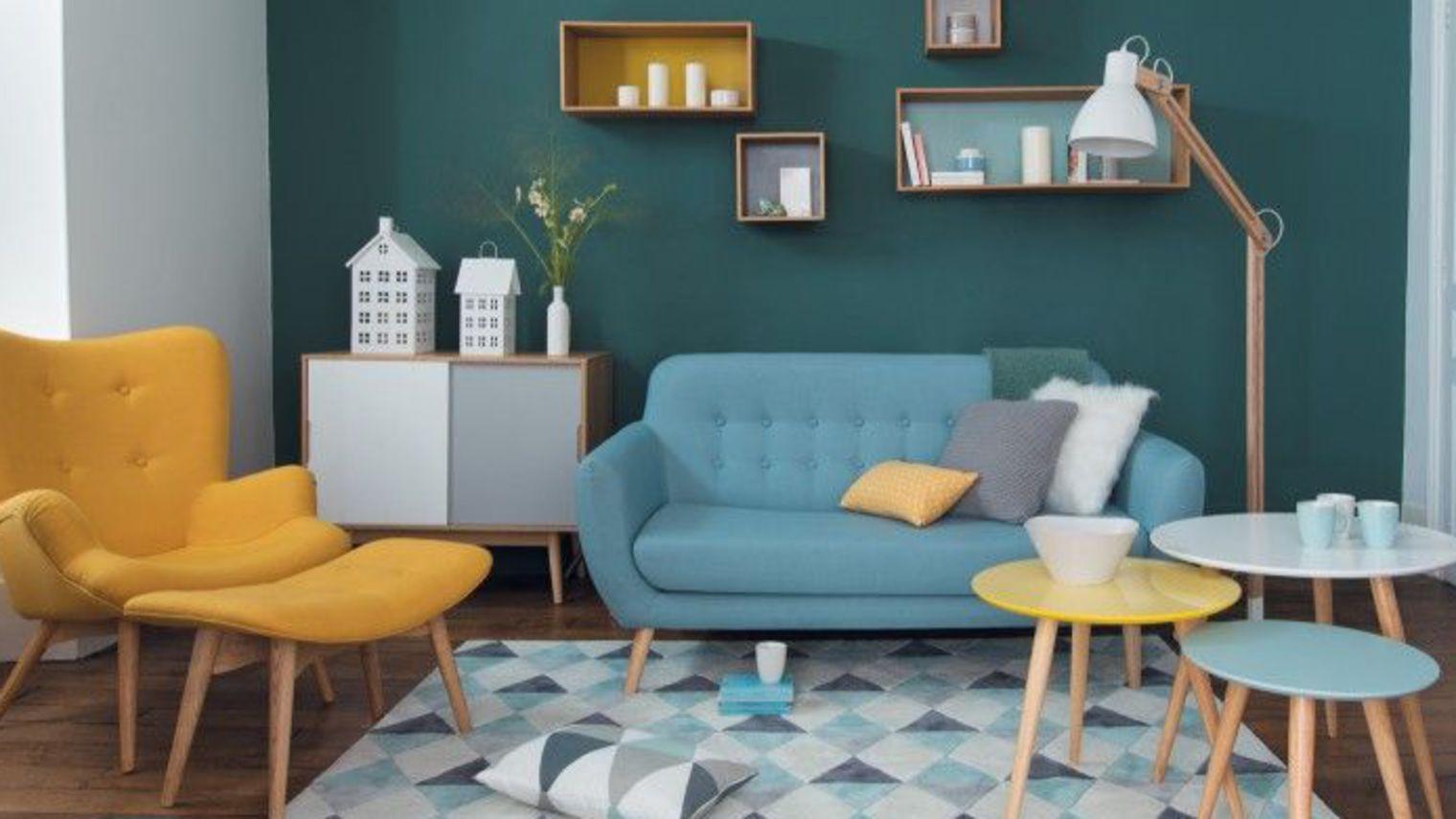 adobe color pour crer vos nuanciers endroits visiter pinterest vintage cuisine and salons - Salon Scandinave Vintage