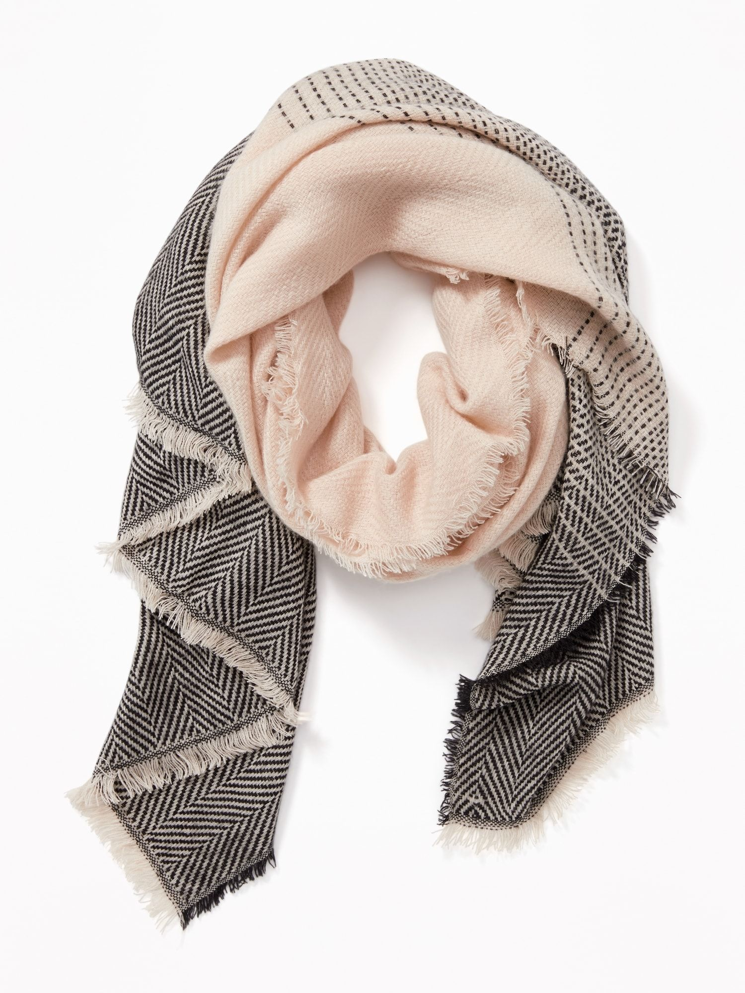 dc1a3bd3c Flannel Blanket Scarf for Women in 2019 | Style | Blanket Scarf ...