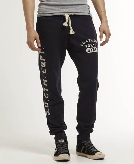 incomparable auténtico excepcional gama de colores Superdry Pantalón de jogging Pommel - Pantalones de chándal ...