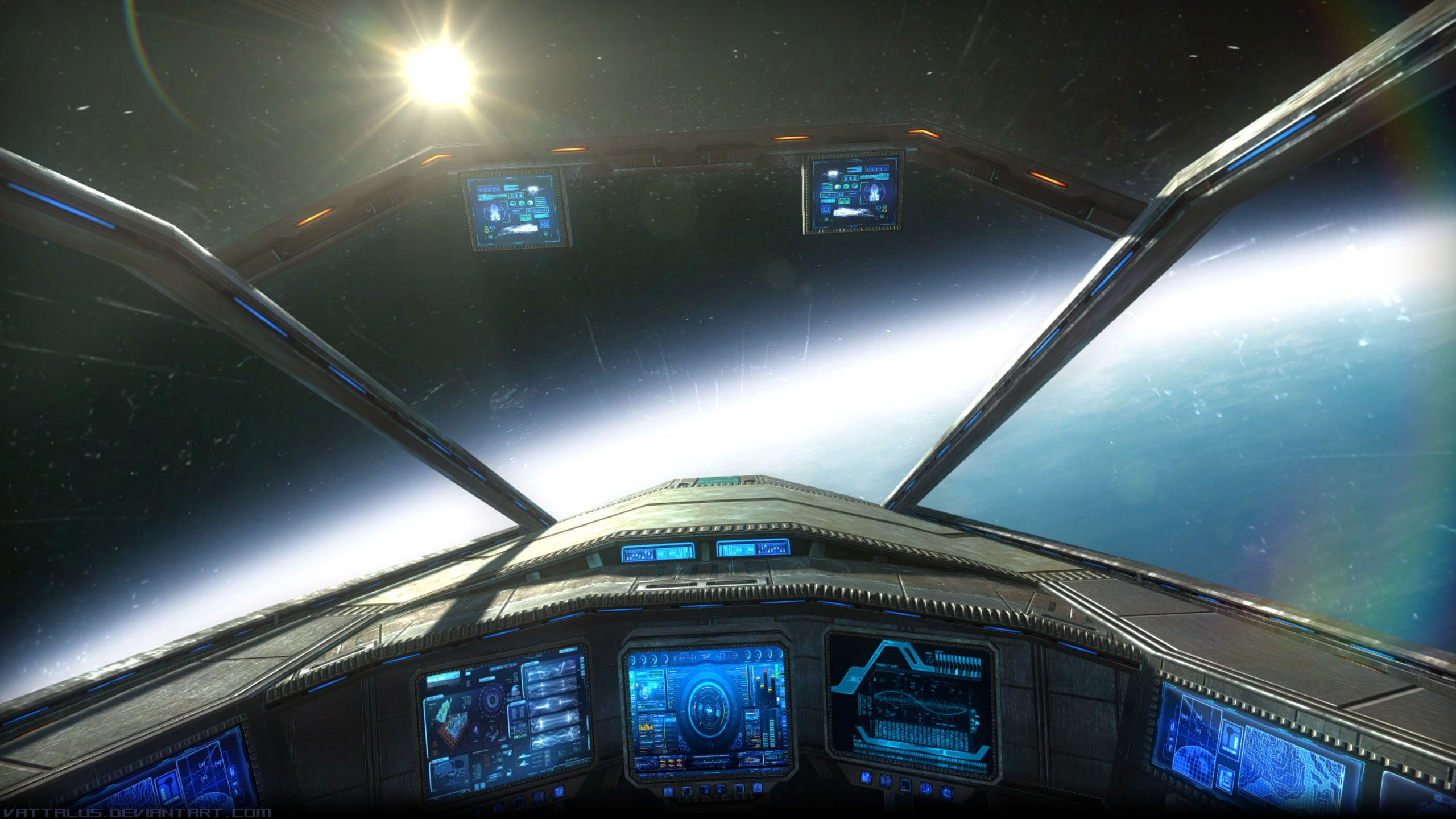 Pin By Sarah Griffen Lotz On Wallpaper Star Citizen Cockpit Space Fighter