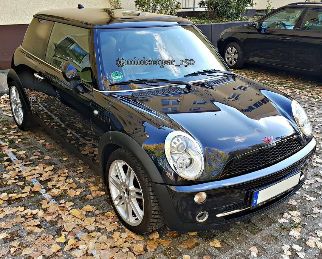 Mini Cooper R50 Follow The Crew Mini Cooper Mini Crew