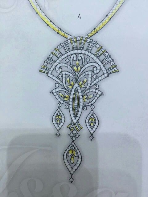 Pin By Yan Zhang On Pendant Design Jewellery Sketches Jewelry