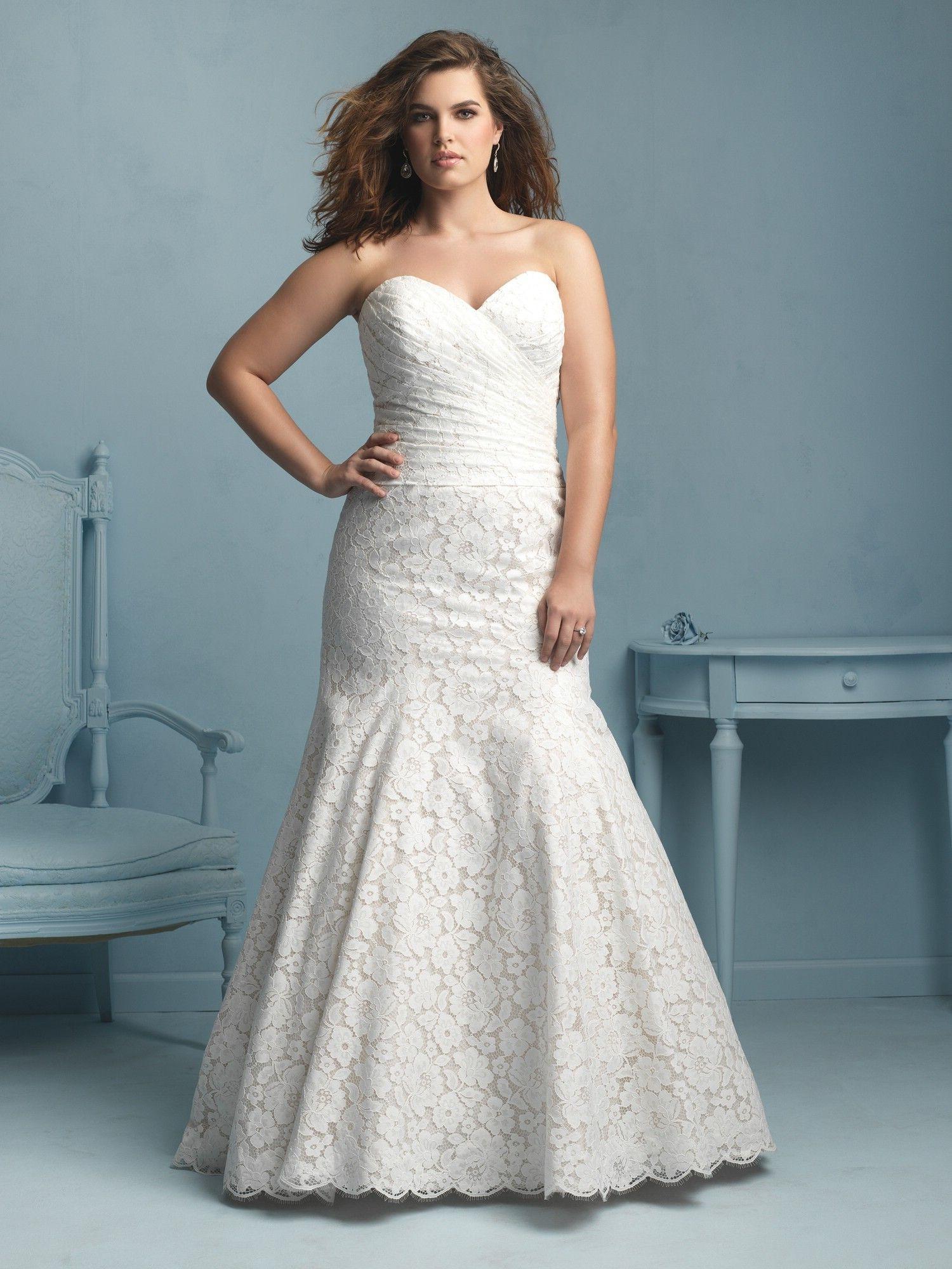 Allure Women Wedding Dresses - Style W354 [W354] : Wedding Dresses ...