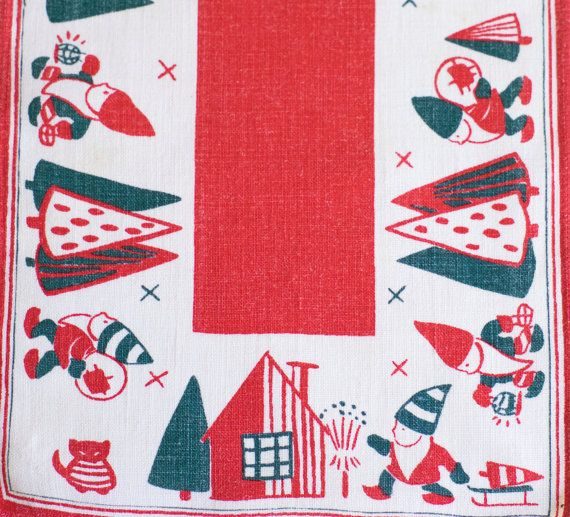 Your Place To Buy And Sell All Things Handmade Scandinavian Christmas Mid Century Scandinavian Scandinavian Textiles