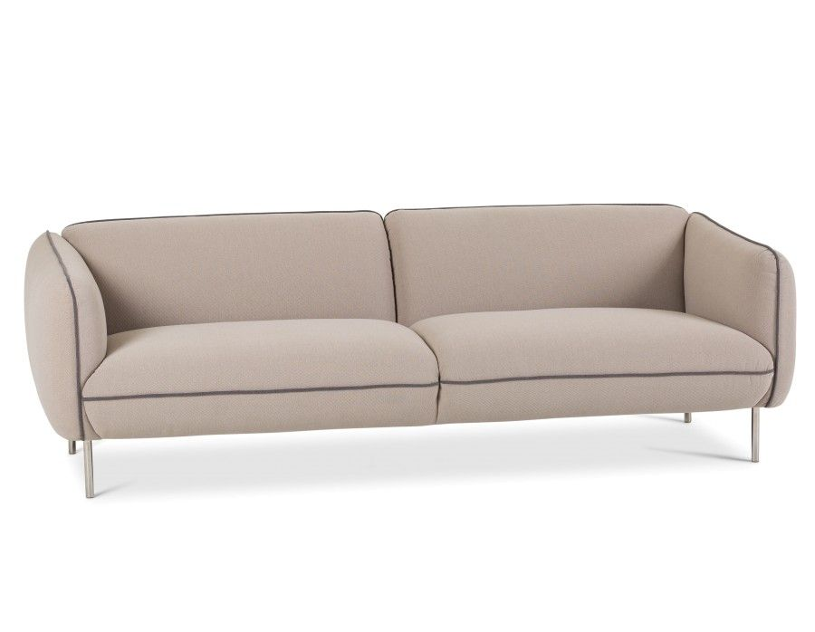 COOL - 3-seater sofa - Beige