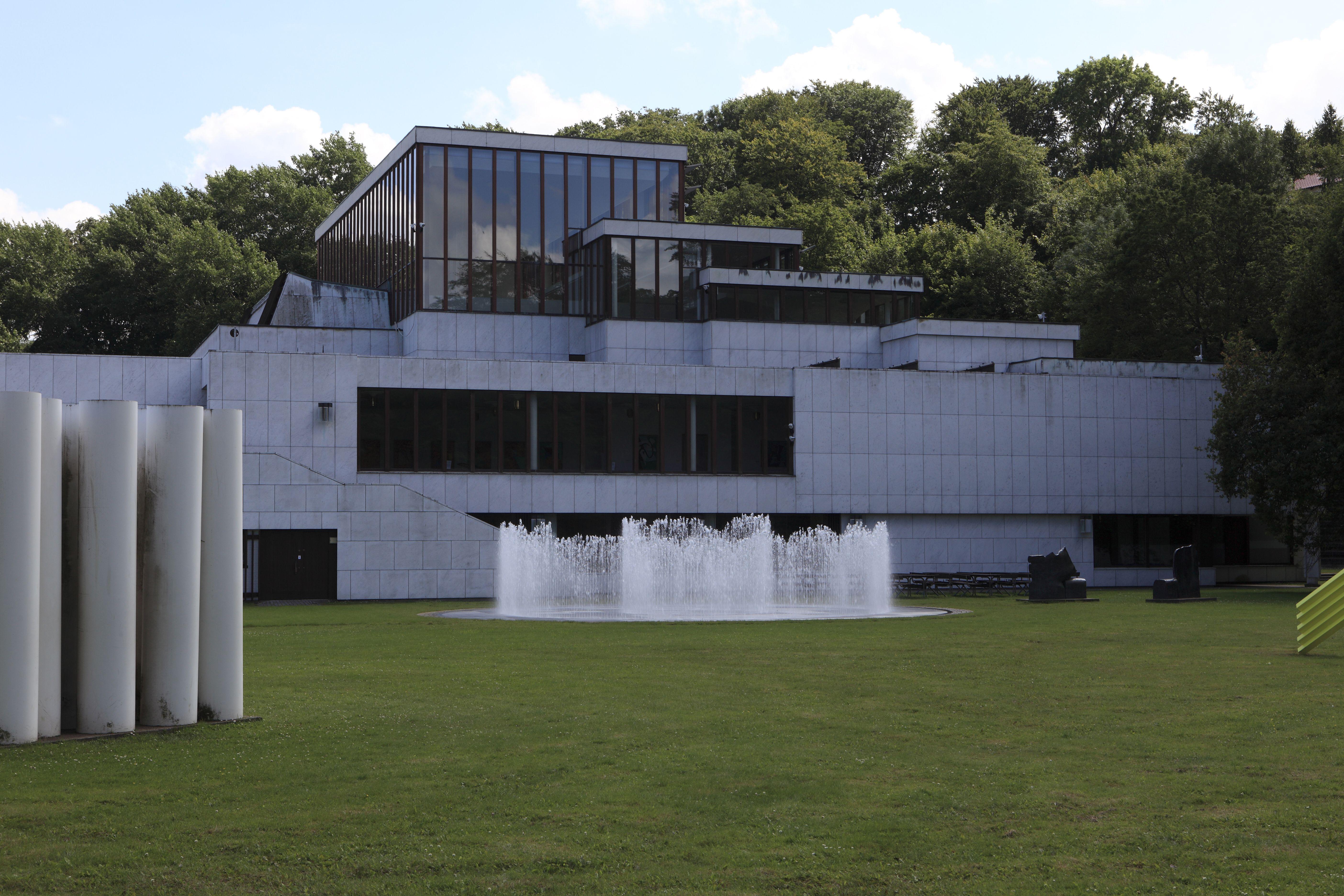 Kunsten Museum of Modern art Aalborg, Denmark (Elissa & Alvar Aalto with…   Museums   Pinterest