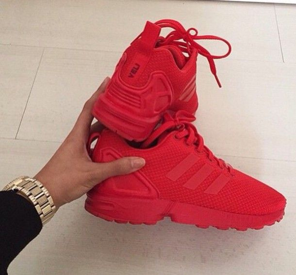 The best red sneakers to make you