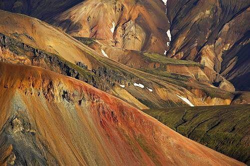 Landmannalaugar. Islandia.