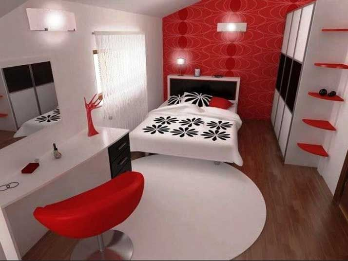 Chambre Idee, Peinture chambre moderne design idee pour beau