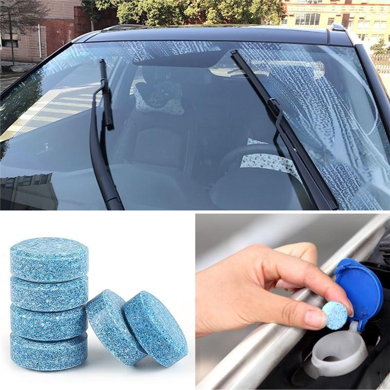 Super Car Windshield Glass Cleaner Tablets Stiylo Windshield Cleaner Glass Cleaner Cleaning Tablets