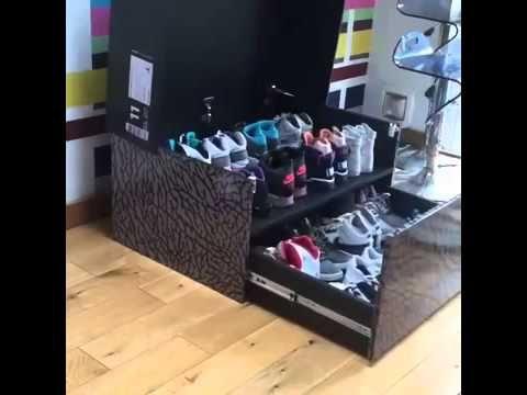 porta zapatillas nike
