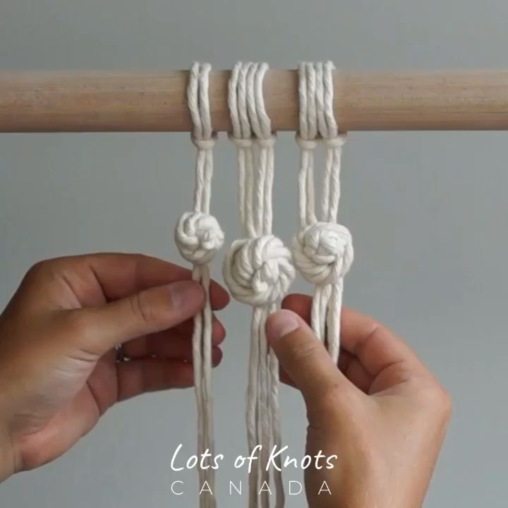 Photo of DIY Macrame Tutorial – How To Tie The Rose Knot! – YouTube